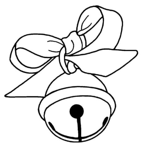 Christmas Bells Coloring Pages 11