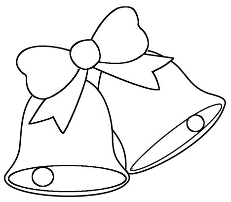 Christmas Bells Coloring Pages 24