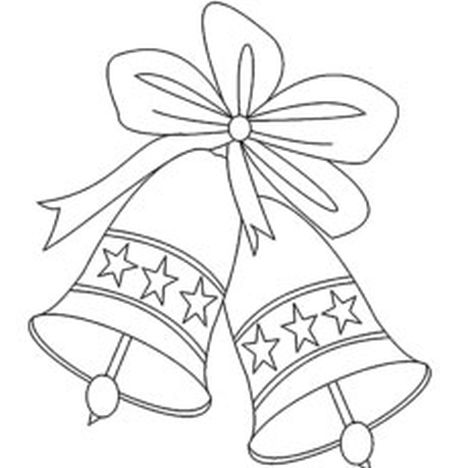 Christmas Bells Coloring Pages 31