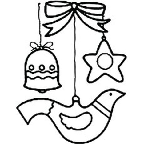 Christmas Bells Coloring Pages 32