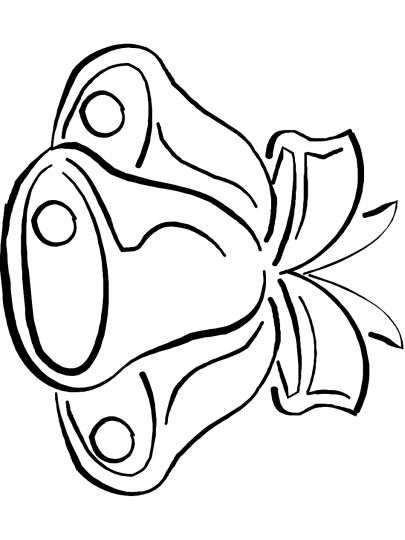 Christmas Bells Coloring Pages 34