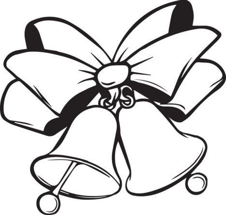 Christmas Bells Coloring Pages 45