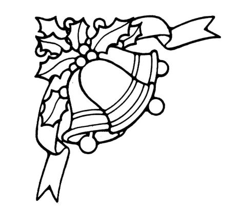 Christmas Bells Coloring Pages 51