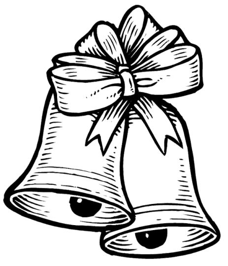 Christmas Bells Coloring Pages 53