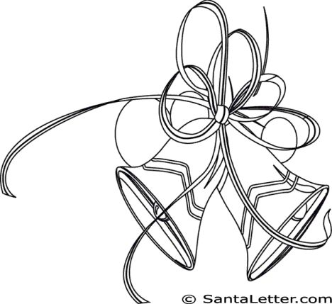 Christmas Bells Coloring Pages 67