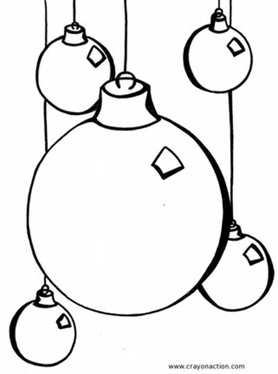 string of christmas lights coloring page - christmas light coloring page part 3