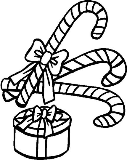 Wrapped gifts coloring pages hellokidscom present coloring pages christmas present color page 43 christmas presents coloring pages negle Images