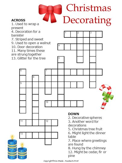Christmas wordsearch for kids 19