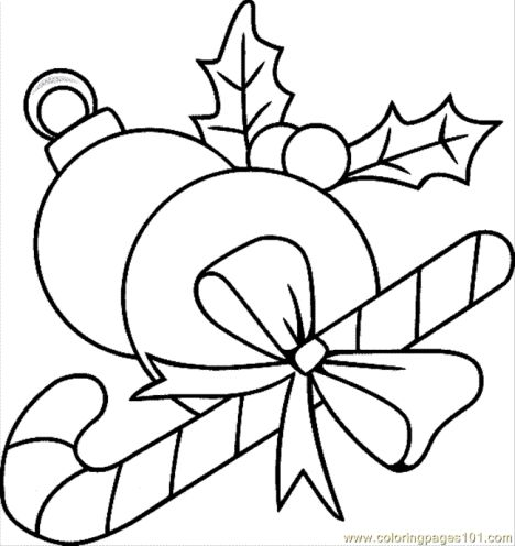 Disney Christmas Coloring Pages Free Printable 10