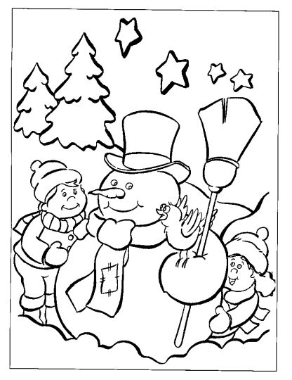 Disney Christmas Coloring Pages Free Printable 31