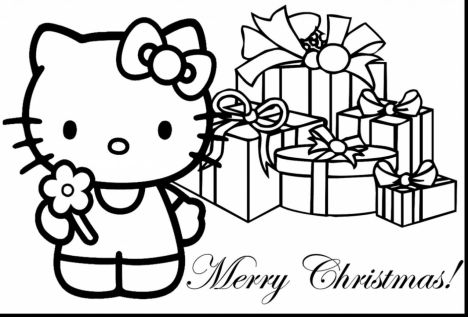 Disney Christmas Coloring Pages Free Printable 56
