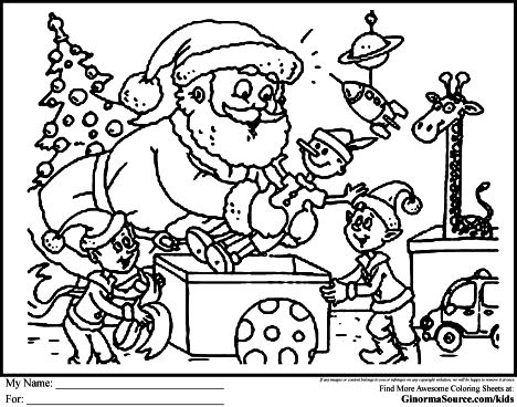Disney Christmas Coloring Pages Free Printable 87