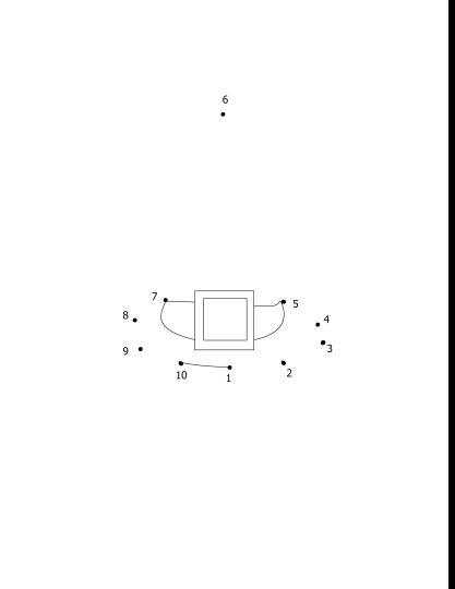 Easy dot to dot 1-10 5