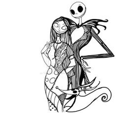 Jack The Pumpkin King Coloring Pages 28
