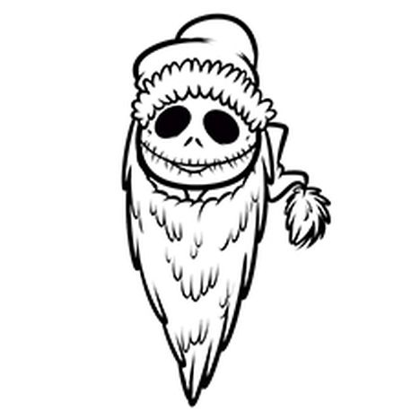 Jack The Pumpkin King Coloring Pages 6