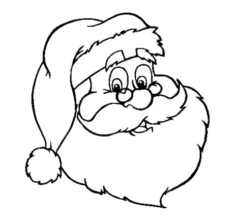 Santa Claus Colouring Pages 57