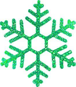 Christmas Snowflakes Clipart 13