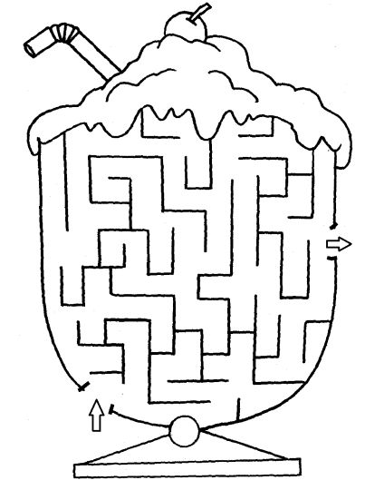 printable mazes for 5 year olds 2