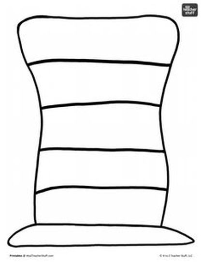 Cat In The Hat Coloring Pages 22