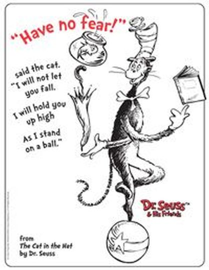 Cat In The Hat Coloring Pages 36