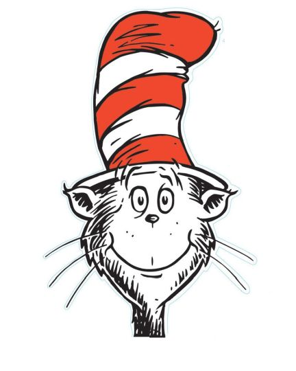 Cat In The Hat Coloring Pages 79