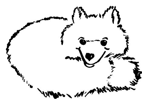 Cute Baby Fox Coloring Pages 3