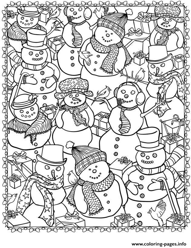 detailed landscape coloring pages for adults | Detailed Landscape Coloring Pages For Adults - Part 1