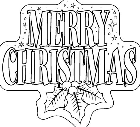 Hello Kitty Christmas Coloring Pages 32