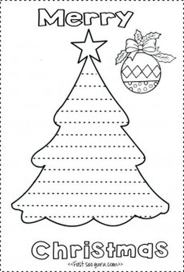Coloring Pages Letters To Santa : Letter to santa coloring page part