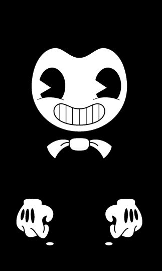 Bendy And The Ink Machine Coloring Pages 1