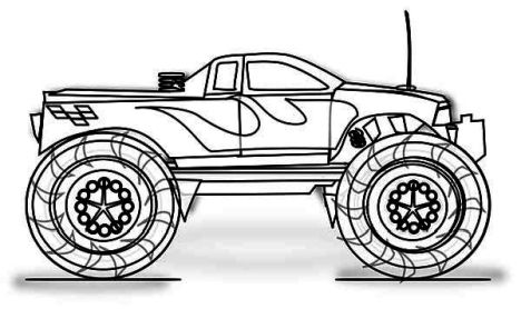 Blaze And The Monster Machines Coloring Pages 29