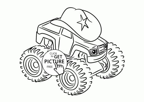 Blaze And The Monster Machines Coloring Pages 32