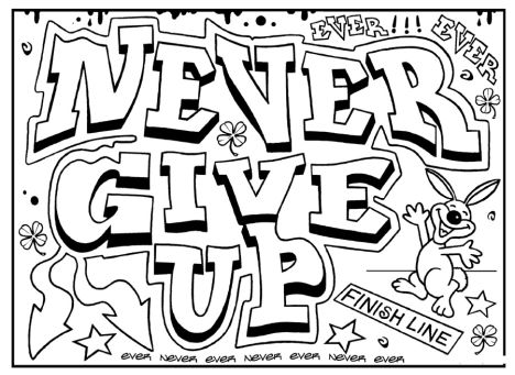 Doodle Coloring Pages Quotes 16