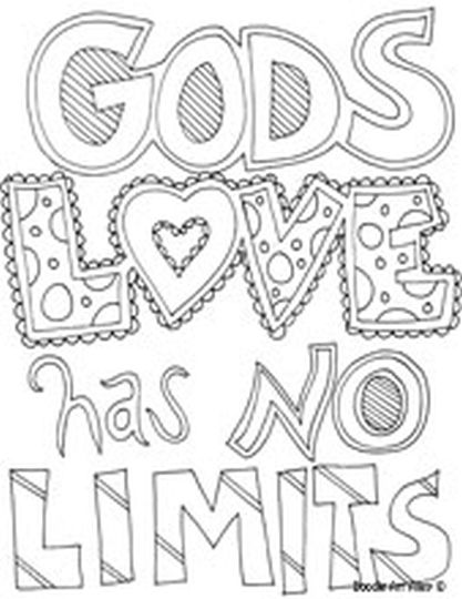 Doodle Coloring Pages Quotes 25