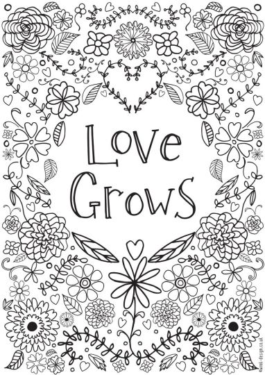 Doodle Coloring Pages Quotes 30