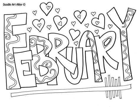 Doodle Coloring Pages Quotes 63