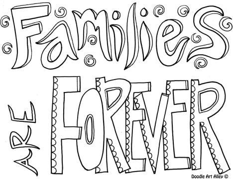 Doodle Coloring Pages Quotes 69