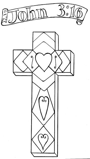 He Is Risen Coloring Page 45