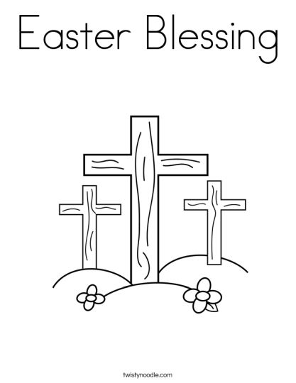 He Is Risen Coloring Page 47
