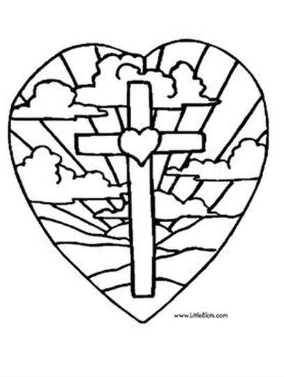 He Is Risen Coloring Page 50