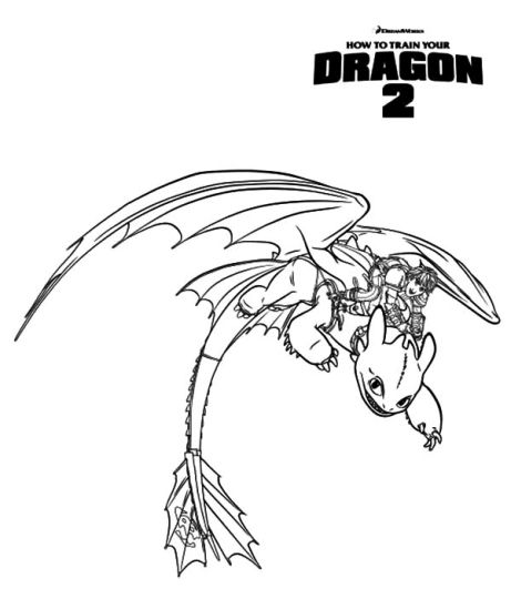 How To Train Your Dragon Coloring Pages Monstrous Nightmare 31