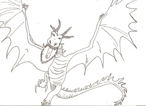 How To Train Your Dragon Coloring Pages Monstrous Nightmare 47