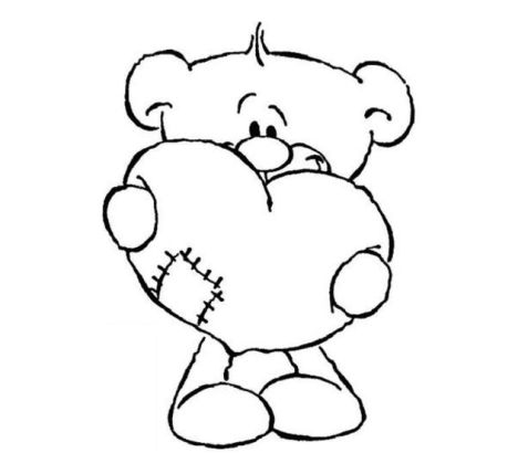 I Love You Coloring Pages For Teenagers Printable 28