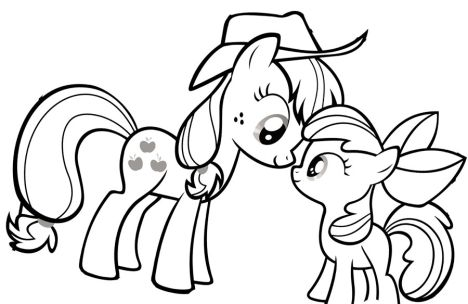 My Little Pony Coloring Pages Rainbow Dash 20