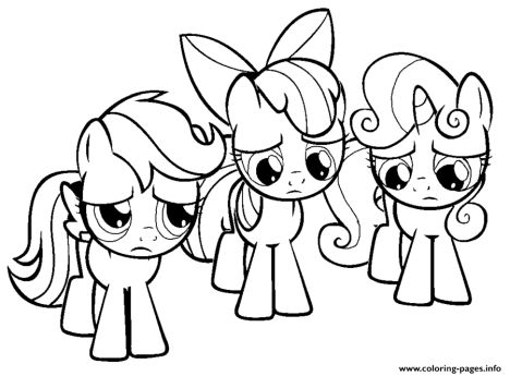 My Little Pony Coloring Pages Rainbow Dash 59