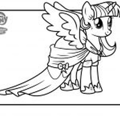 my little pony equestria girls coloring pages twilight sparkle part 2