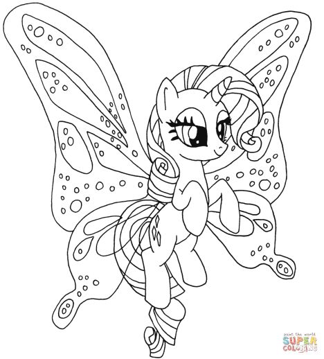 My Little Pony Equestria Girls Coloring Pages Twilight Sparkle 18