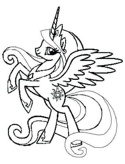 My Little Pony Equestria Girls Coloring Pages Twilight Sparkle 58