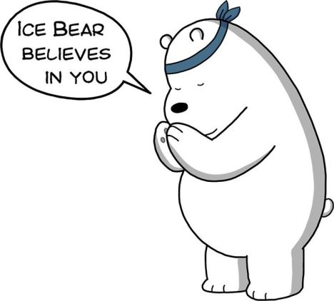We Bare Bears Coloring Pages 24