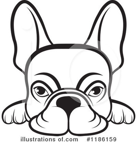 French Bulldog Coloring Pages 13